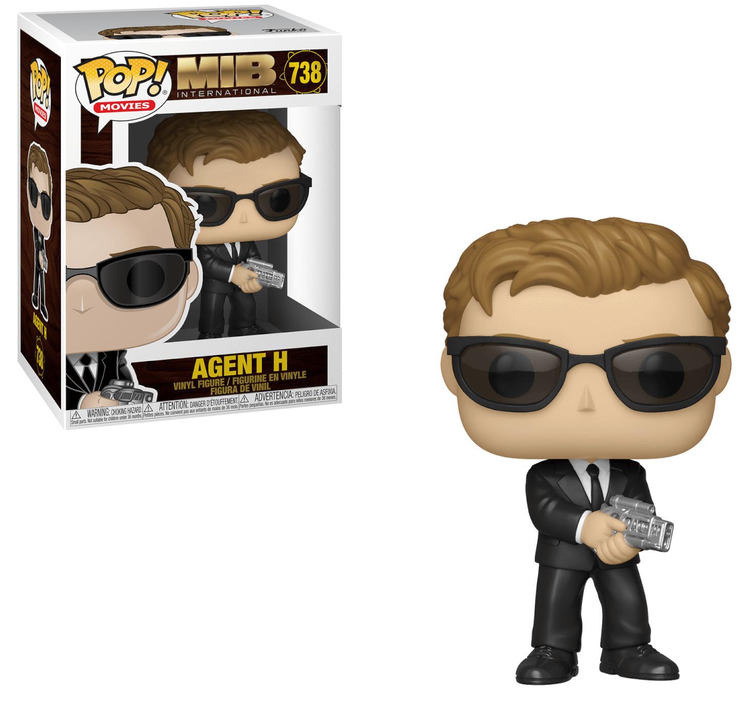 Men in Black: International - Agent H Pop! Vinyl Figure image