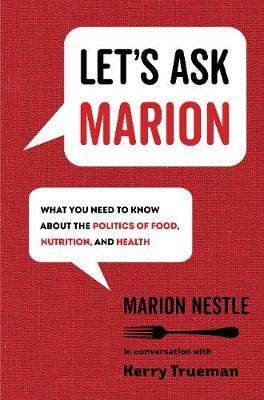 Let's Ask Marion by Marion Nestle