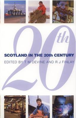 Scotland in the Twentieth Century by Tom M Devine image