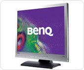 BenQ FP72E 17 Silver LCD Monitor 8ms