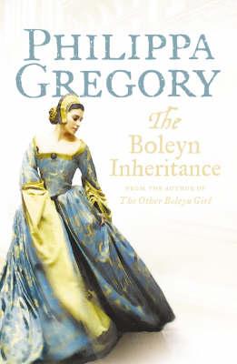 The Boleyn Inheritance (Tudor Series #5) by Philippa Gregory image
