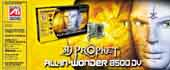 Hercules 3D Prophet All In Wonder 8500DV for PC Games