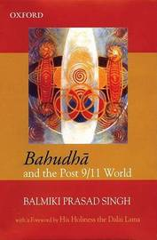 Bahudha and the Post 9/11 World by Balmiki Prasad Singh image