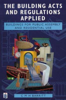 The Building Acts and Regulations Applied by C.M.H. Barritt image
