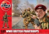 Airfix British Paratroops