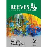 Reeves Acrylic Painting Pad A4