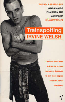 Trainspotting by Irvine Welsh image