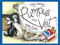 Hairy Maclary's Rumpus At the Vet by Dame Lynley Dodd