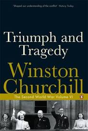 Triumph and Tragedy by Winston, Churchill image