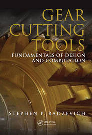 Gear Cutting Tools by Stephen P. Radzevich image