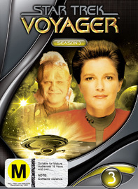Star Trek: Voyager - Season 3 (New Packaging) on DVD image