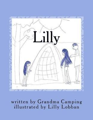 Lilly by Grandma Camping