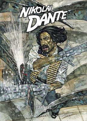 Nikolai Dante: v. 2 by Robbie Morrison