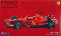 Fujimi: 1/20 Ferrari F2007 (Australian Grand Prix) - Model Kit