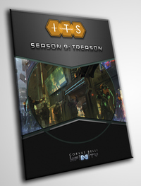 ITS Book Season 9: Treason