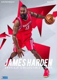 NBA: James Harden - 1/9 Scale Action Figure