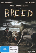 The Breed on DVD