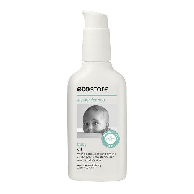 Ecostore: Baby Oil - 125ml