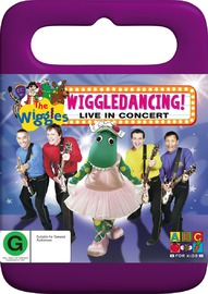 The Wiggles - Wiggledancing!: Live In Concert on DVD image