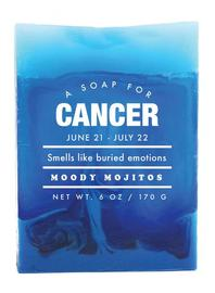 Whiskey River Co: Astrology Soap - Cancer