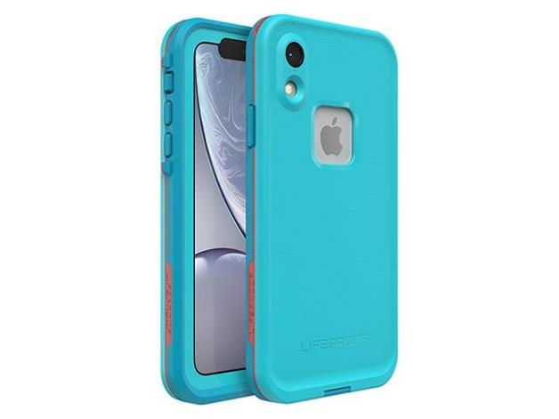 Lifeproof: Fre Case for iPhone XR - Boosted Blue