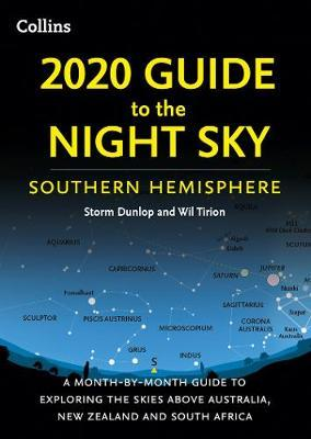 2020 Guide to the Night Sky Southern Hemisphere by Storm Dunlop image