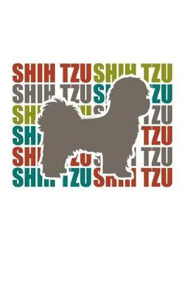 Shih Tzu by Kaiasworld Journal Dog Dogs Notebook