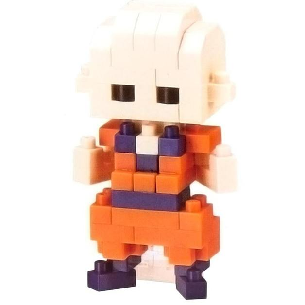 nanoblock: Dragon Ball Z - Krillin
