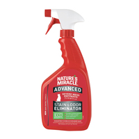 Natures Miracle: Advance Stain and Odour Remover Lemon JFC 946ml