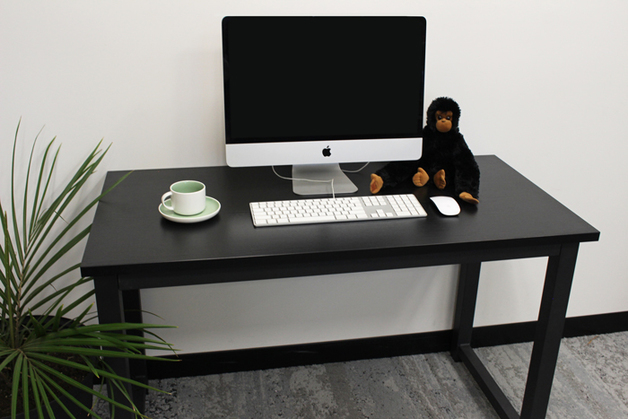 Gorilla Office: Multi-Purpose Desk with Black Top