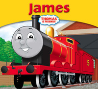 James by Rev. Wilbert Vere Awdry