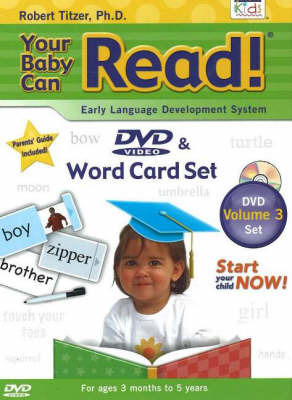Your Baby Can Read!: v. 3 by Robert Titzer image