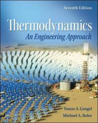 Thermodynamics: An Engineering Approach with Student Resources DVD by Yunus A. Cengel image