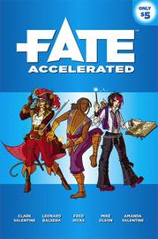 Fate RPG: Accelerated