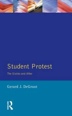 Student Protest by Gerard J.De Groot image