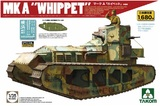 1/35 WWI Mark A Whippet (Japan Limited Edition) Model Kit