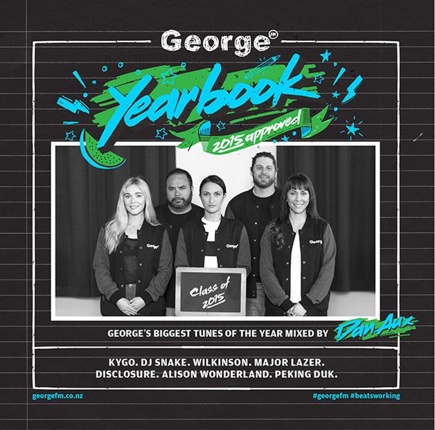 George Fm Yearbook - 2015 by Various