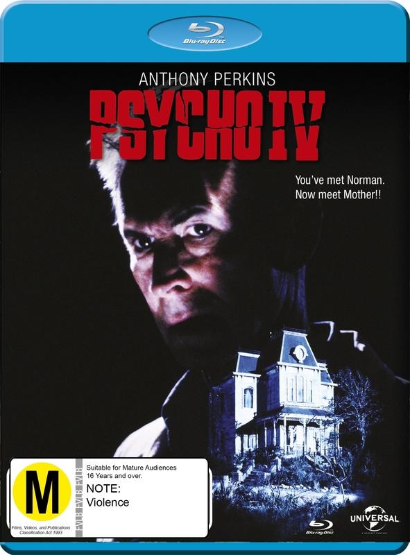 Psycho IV on Blu-ray