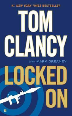 Locked on by Tom Clancy image