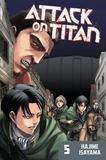 Attack On Titan 5 by Hajime Isayama
