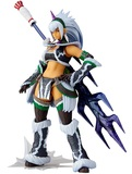 Monster Hunter: Vulcanlog Blademaster Kirin (U Armour Ver.) - Action Figure