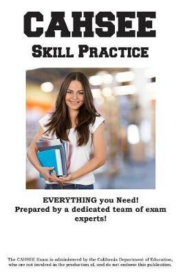 Cahsee Skill Practice by Complete Test Preparation Inc image
