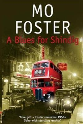 A Blues For Shindig by Mo Foster image