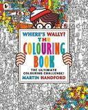 Where's Wally? The Colouring Book by Martin Handford