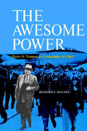 The Awesome Power by Richard F. Haynes