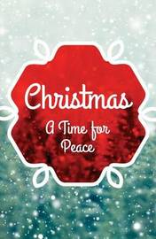 Christmas: A Time for Peace (Ats) (Pack of 25) image