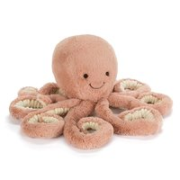 Jellycat: Odell Octopus Little image