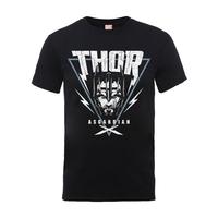 Thor Ragnarok: Asgardian Triangle T-Shirt (Large)