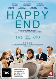 Happy End on DVD