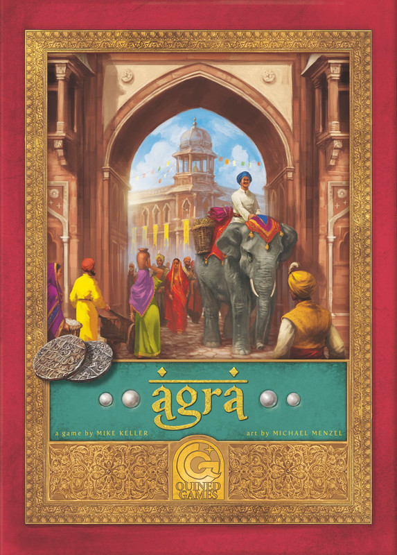 Agra - Board Game